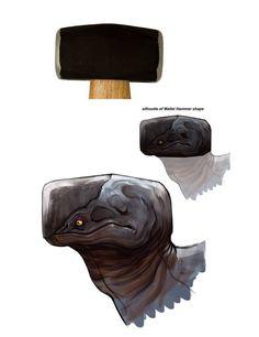 ArtStation - Concepts Done for Brainstorm Challenge 27 , Safdar Ali Mirza (Sam) Monster Art, Fantasy Monster, Monster Design, Alien Creatures, Mythical Creatures, Creature Feature, Creature Design, Creature Drawings, Animal Drawings