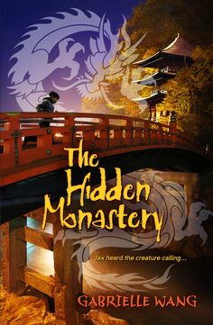 The Hidden Monastery - Gabrielle Wang Like a whisper from the edge of the world he head the creature calling. Partner Reading, Books Australia, Writing Fantasy, Kids Lighting, Penguin Books, Reading Challenge, Primary School, Continents, Childrens Books