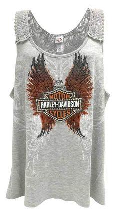 cdeac02552ae6b Free shipping - Harley-Davidson Women s Tank Top