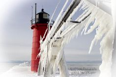 Bad winter in south haven this year