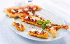 La pizza è uno dei prodotti da forno centrali nello street food nostrano. Un viaggio fra focacce, pizze napoletane, cecina e pizza al taglio, con i suggerimenti per la birra giusta.