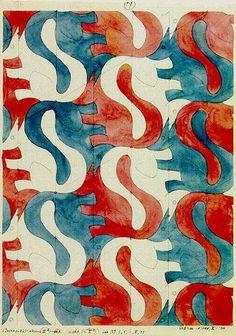 M. C. Escher, Squirrels