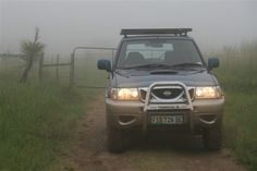 Terrano in the mist Nissan Terrano, Offroad, 4x4, Cars, Vehicles, Vintage Cars, Horses, Pickup Trucks, Off Road