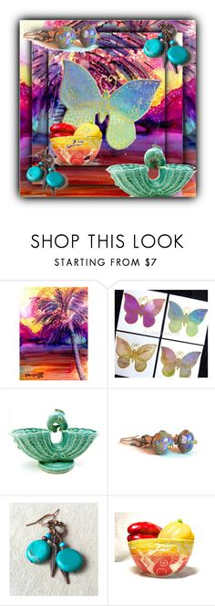"""""""A Treasury of Color"""" by sabine-713 ❤ liked on Polyvore featuring beauty"""