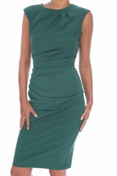 Rinascimento jurk groen