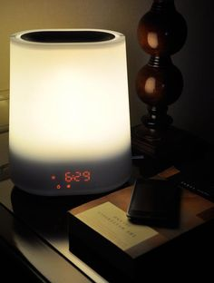 Lovely Philips Wake Up Light... Need To Get This For My Light Therapy Awesome Ideas
