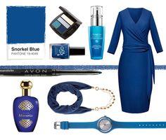 Tendência Azul marinho