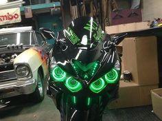 kawasaki ninja custom zx14r 2013 - Google Search