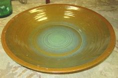 Large Natural Objects Bowl