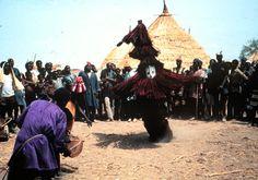 Image result for god africa costume ceremony mask