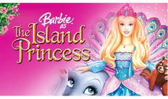 Barbie as The Island Princess on DVD   Trailers, bonus features, cast photos & more   Universal Studios Entertainment Portal
