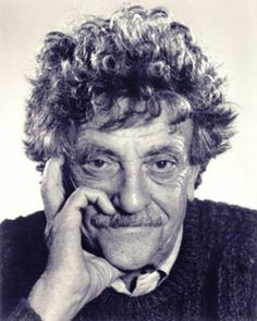 "Kurt Vonnegut-""I was the victim of a series of accidents, as are we all."""