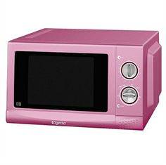 Picture of 17L Pink Microwave