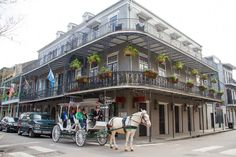 NOLA ou New Orleans en Louisiane