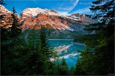 A Picture of a Lake (Oeschinen, Switzerland) by Jan Geerk, via 500px