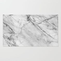 Carrara marble Rug by patternmaker Rug Texture, Marble Texture, Dhurrie Rugs, Affordable Rugs, My Ideal Home, Cheap Rugs, Italian Marble, Carrara Marble, Furniture