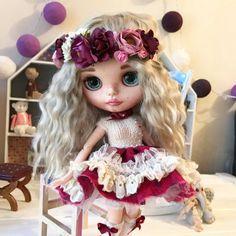 Doll made to orderOOAK Custom blythe doll от DaryaJavnerikDolls