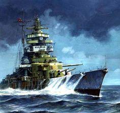 1943 Tirpitz - Nawrocki