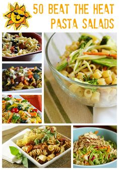 Mom's Test Kitchen: 50 Beat The Heat Pasta Salad Recipes #RoundUp                                                                                                                                                                                                                                                             Shelby Law Ruttan                                                                   • That's you…