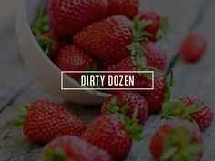 Dirty Dozen Plus