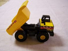 Mini Tonka Trucks Collectibles With Certificate Of Authenticity