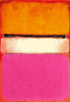 white center mark rothko crushing so hard on rothko at the moment also