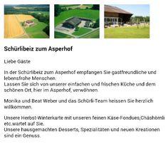 Schürlibeiz | CH-Thalheim, www.asperhof.ch