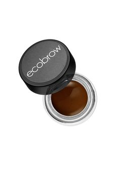 """""""This wax has replaced my brow powders and pencils,"""" Gonzalez tells us. """"It can be easily applied with a brow brush and then blended smoothly through the brows. It leaves a very natural finish — almost untraceable to the eye — and lasts all day.""""Ecobrow Defining Wax, $26, available at Sephora. #refinery29 http://www.refinery29.com/best-fall-makeup#slide-2"""