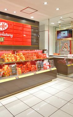 Crazy For KitKat, The Japanese Now Have Their Own KitKat Store, And KitKat Flavors