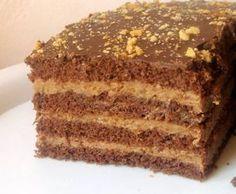 Prajitura cu blat de cacao si crema de arahide este un desert savuruos, foarte… Romanian Food, Cheesecakes, Vanilla Cake, Tiramisu, Diy And Crafts, Food And Drink, Gluten, Ethnic Recipes, Desserts