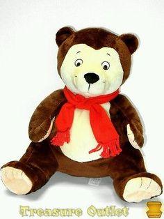 Kohls Cares For Kids Stuffed Plush You Can Do It Sam Teddy Bear 11in
