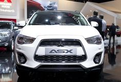 Будничный Mitsubishi ASX