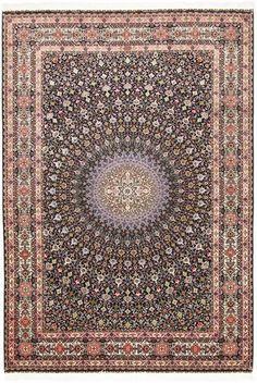 P20798 8 2x11 9 Tabriz 70raj Gombad 356x248 1 Persian Carpet Oriental
