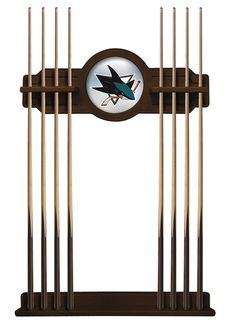 Cue Rack - San Jose Sharks