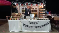 Our stall at the 1940s Weekend Pickering. There until Sunday 18th October come and see us.