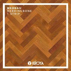 KROYA Merbau Herringbone 1 Strips Hardwood Floors, Flooring, Wood Species, Herringbone, Closer, Wood Floor Tiles, Wood Flooring, Floor, Herringbone Pattern
