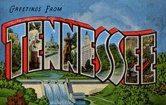 Welcome to Tennessee  First Stop