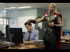 Chris Hemsworth - The Thor - Funny moments compilation