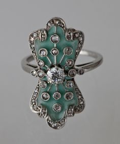 BELLE EPOQUE Ring - Tadema Gallery