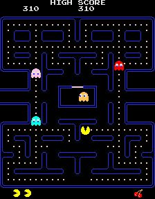 Pac-Man for MAME - Arcade game released in 1980 - The Video Games Museum has screenshots for this game Pac Man Videos, Video Game Museum, Master System, Nostalgia, Pc Engine, I Remember When, Donkey Kong, Great Memories, My Memory