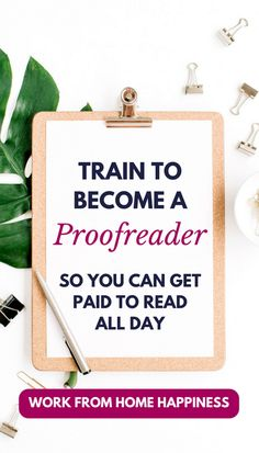 Learn the Skills You Need to Start Your Freelance Proofreading Business