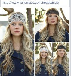 Nanamac headbands