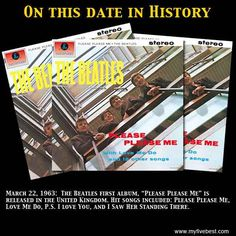 This rock band pressed their first album on this date in what year? www.facebook.com/myfivebest