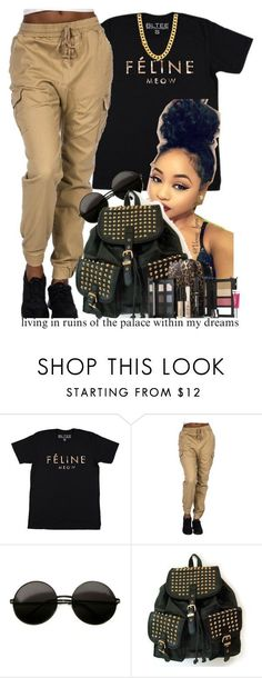 untitled #127 by yani122 ? liked on Polyvore featuring Puma* adidas and Michael Kors Que es elliee? . ... .. When your spying on a girl you like but she sees you?? . . . .