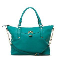 teal handbag, purs, color, tote bags
