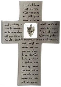 Broken Chain Poem <3
