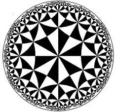 Fractal Art Black And White