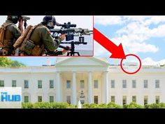 (6) 10 Crazy Security Features in The White House - YouTube