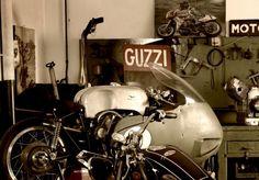 Moto Guzzi Museum in Mandello del Lario: visit and opening hours