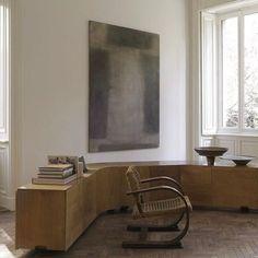 """Gefällt 325 Mal, 4 Kommentare - eliza may nehrybecki (@emncreative) auf Instagram: """"milan apartment by vincenzo de cotiis"""""""